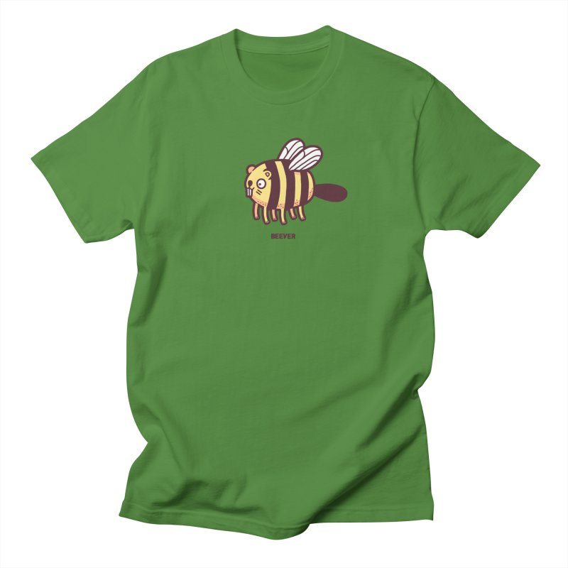 Beever Men's T-shirt by Randyotter