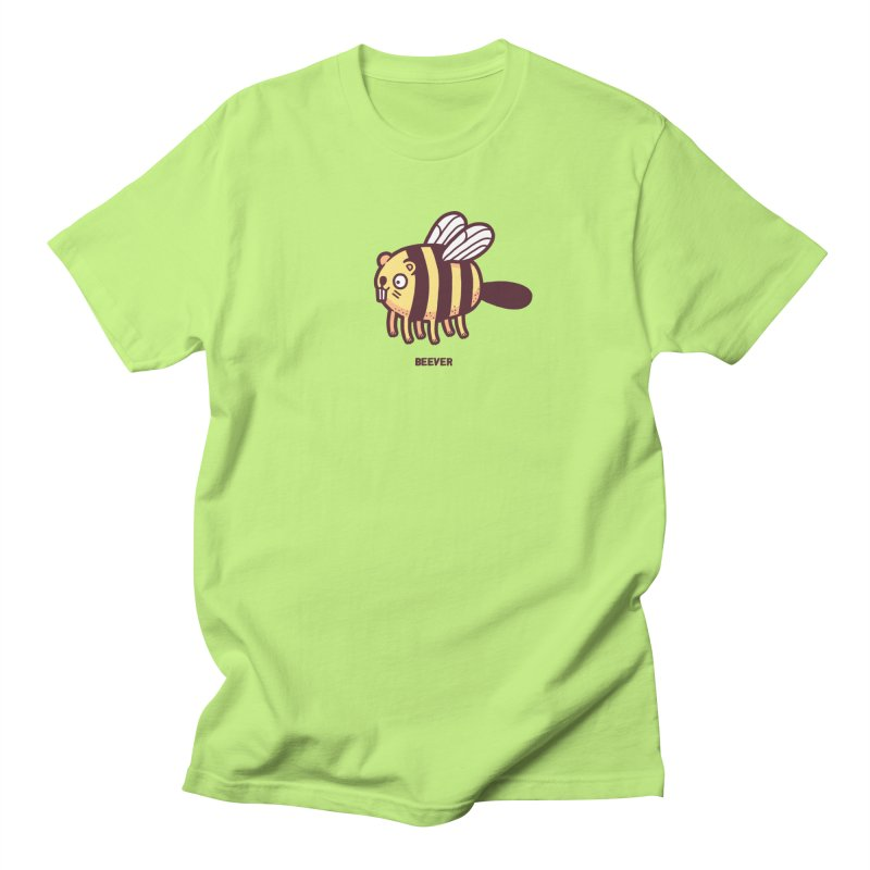 Beever Women's Unisex T-Shirt by Randyotter