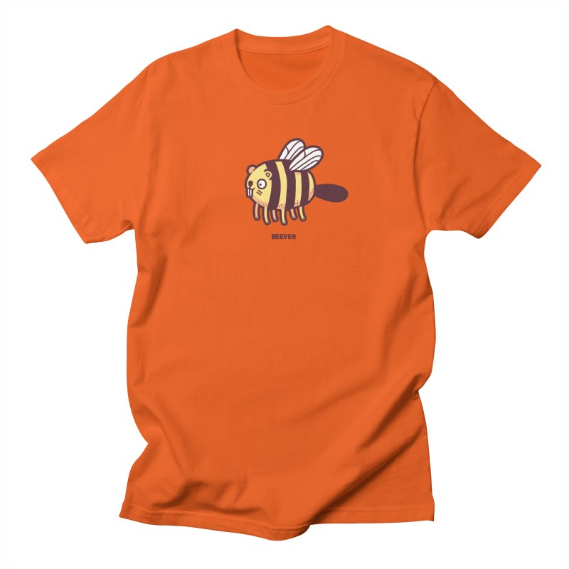 Beever Men's T-shirt by Randyotter