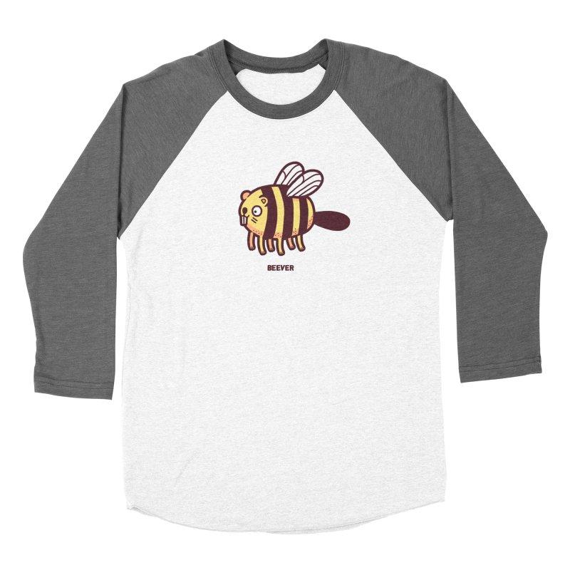 Beever Men's Baseball Triblend T-Shirt by Randyotter