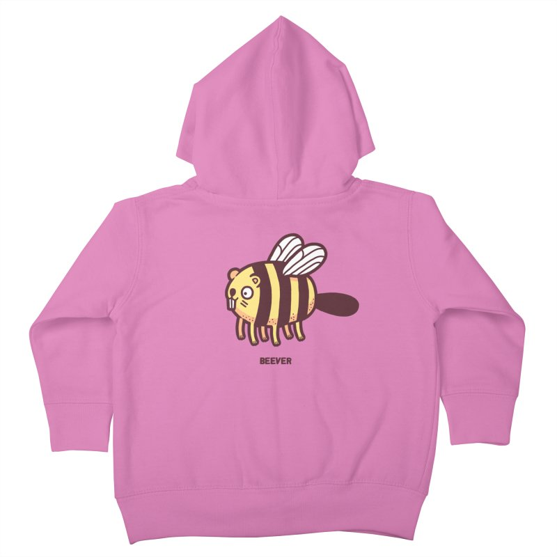 Beever Kids Toddler Zip-Up Hoody by Randyotter