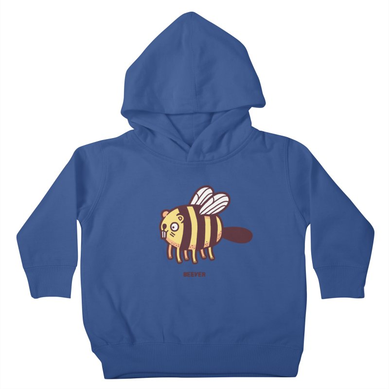Beever Kids Toddler Pullover Hoody by Randyotter