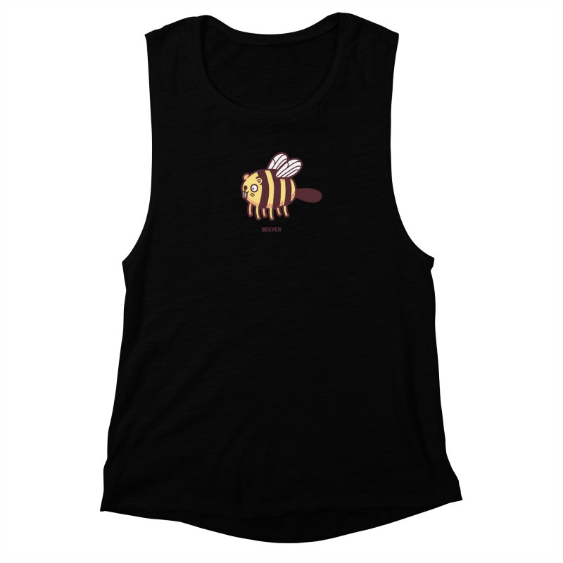 Beever Women's Muscle Tank by Randyotter