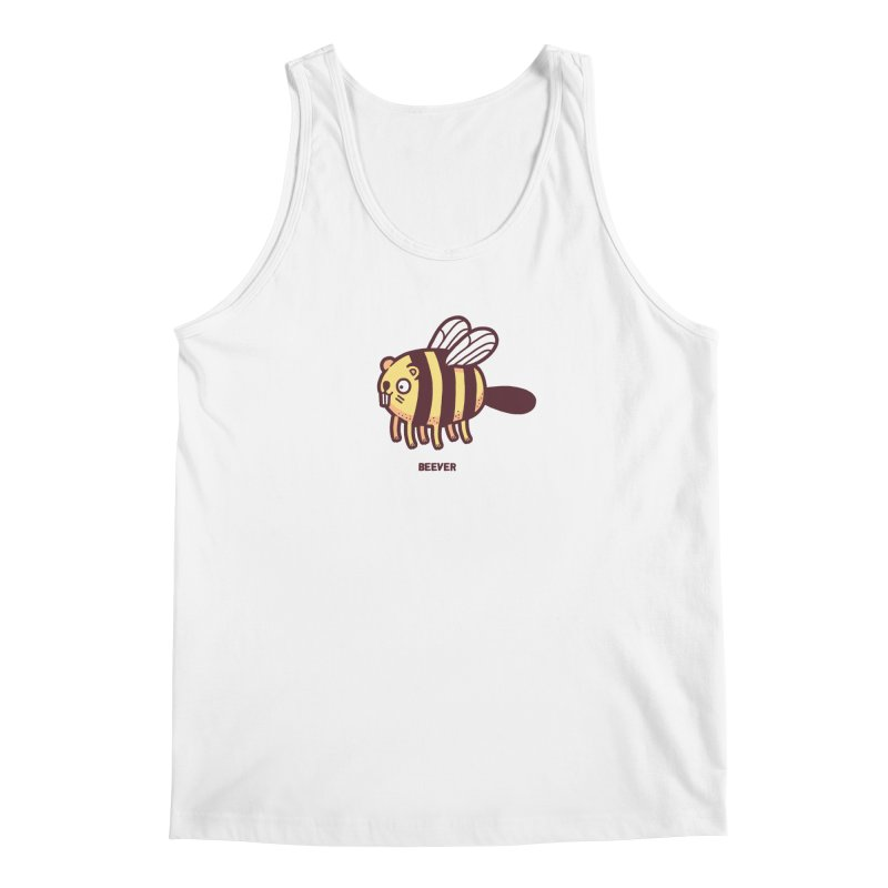 Beever Men's Tank by Randyotter
