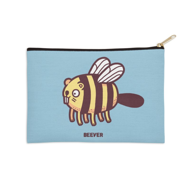 Beever Accessories Zip Pouch by Randyotter