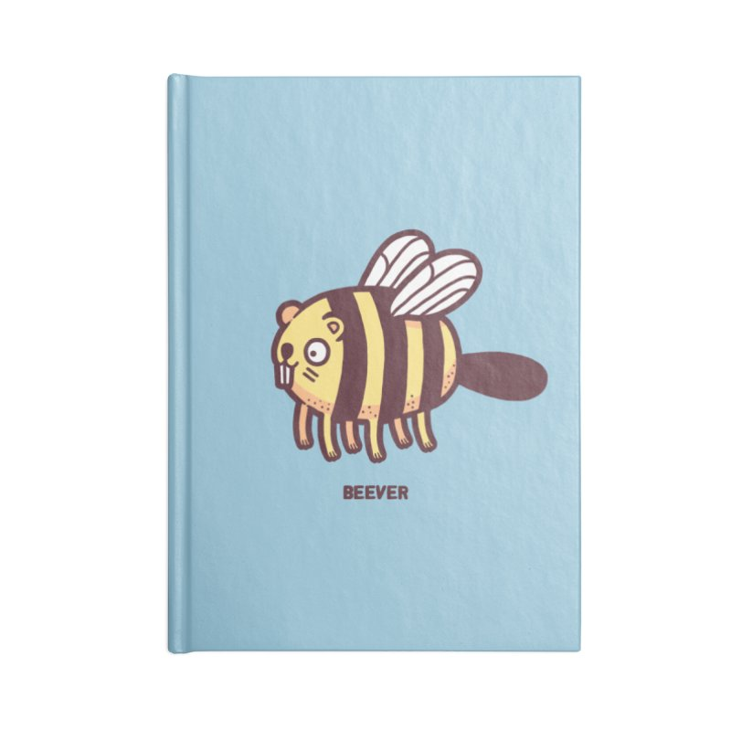 Beever Accessories Notebook by Randyotter