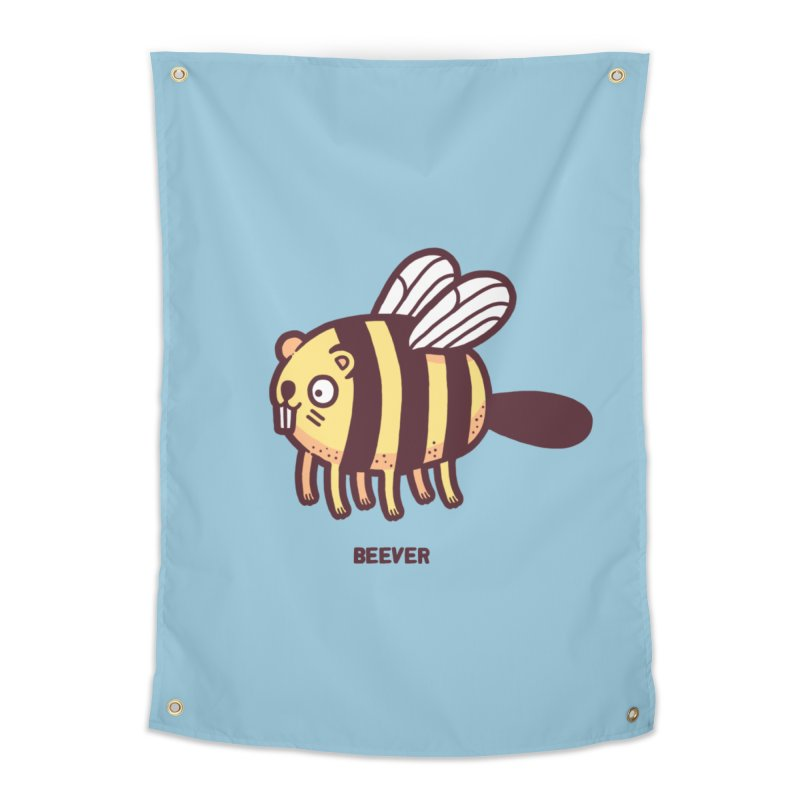 Beever Home Tapestry by Randyotter