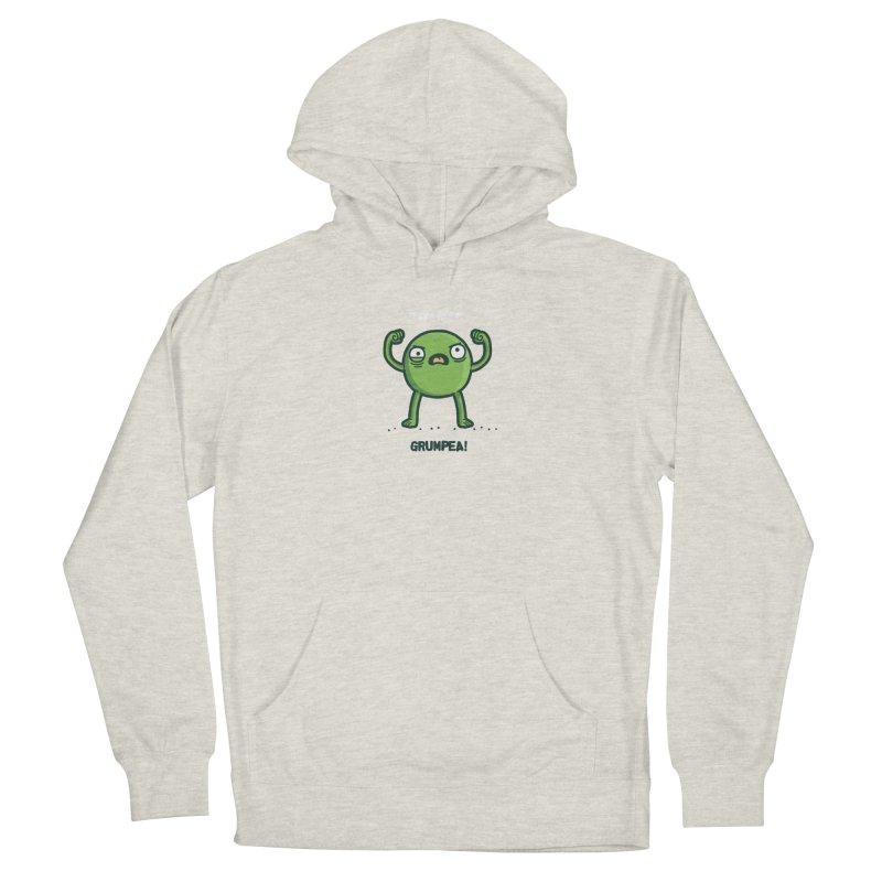 Grumpea Men's Pullover Hoody by Randyotter