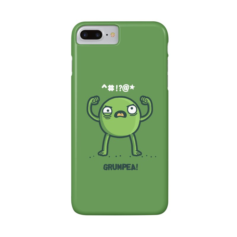 Grumpea Accessories Phone Case by Randyotter