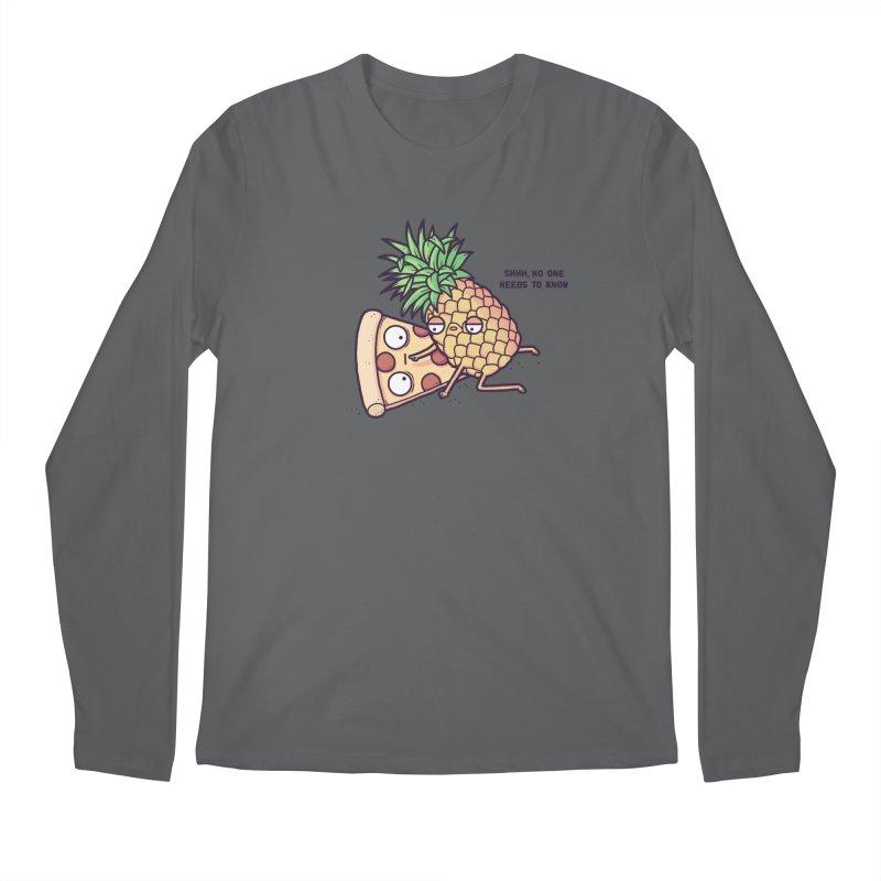 Forbidden love Men's Longsleeve T-Shirt by Randyotter