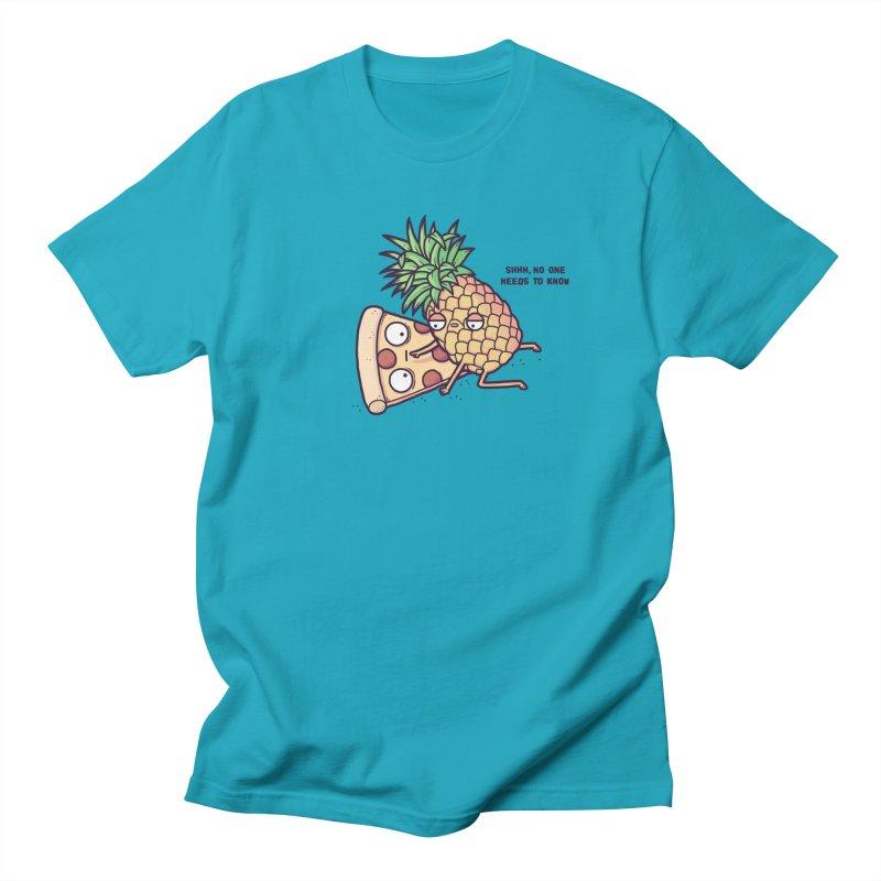 Forbidden love Women's Unisex T-Shirt by Randyotter
