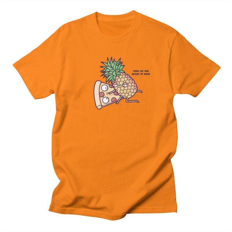 Forbidden love Men's T-shirt by Randyotter