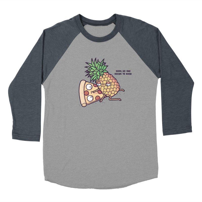 Forbidden love Men's Baseball Triblend T-Shirt by Randyotter