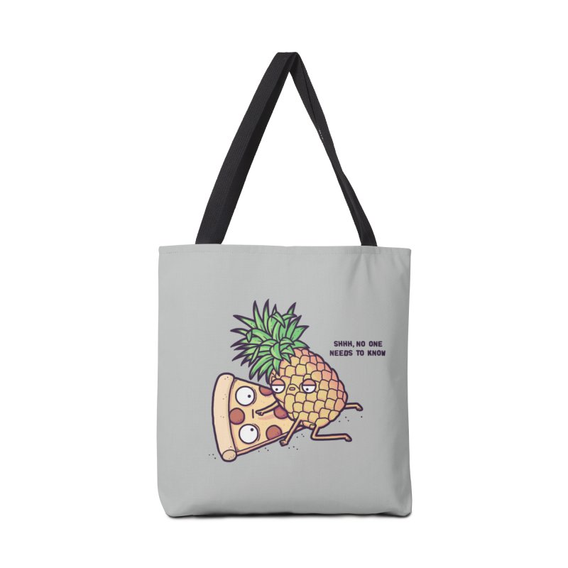 Forbidden love Accessories Bag by Randyotter