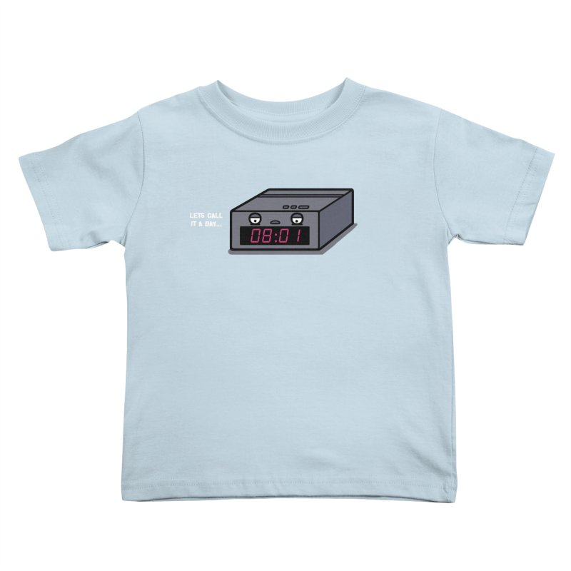 Call it Kids Toddler T-Shirt by Randyotter
