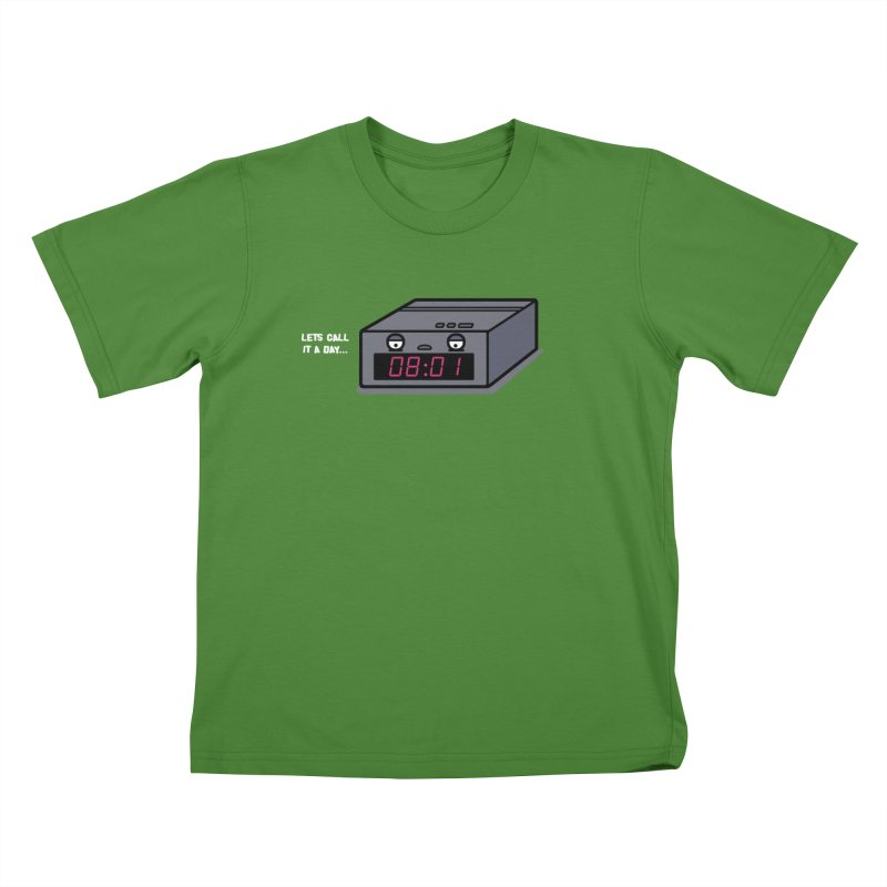 Call it Kids T-shirt by Randyotter