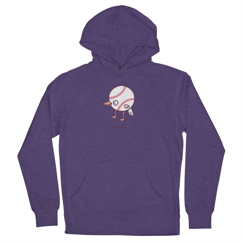 Fowl ball Men's Pullover Hoody by Randyotter