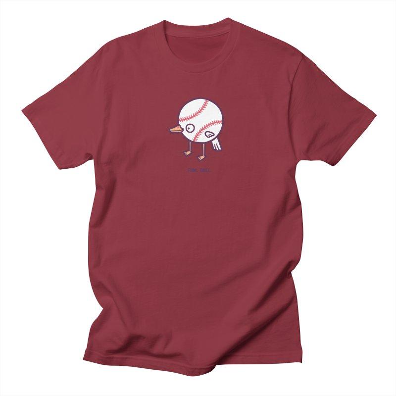 Fowl ball Women's Unisex T-Shirt by Randyotter