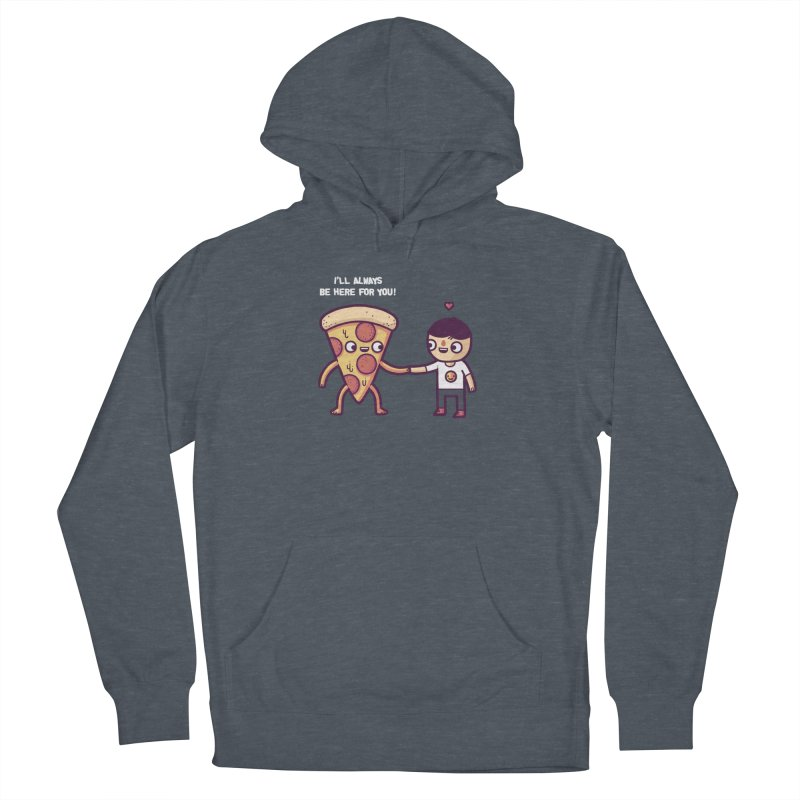 Here for you Men's Pullover Hoody by Randyotter