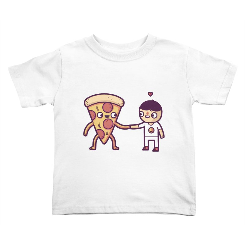Here for you Kids Toddler T-Shirt by Randyotter