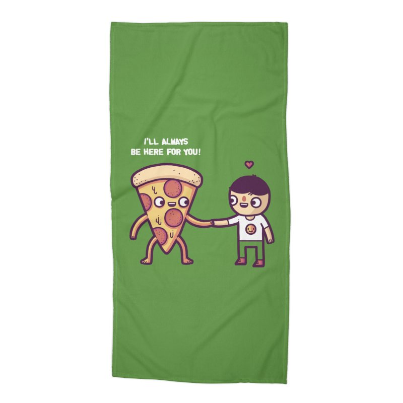 Here for you Accessories Beach Towel by Randyotter