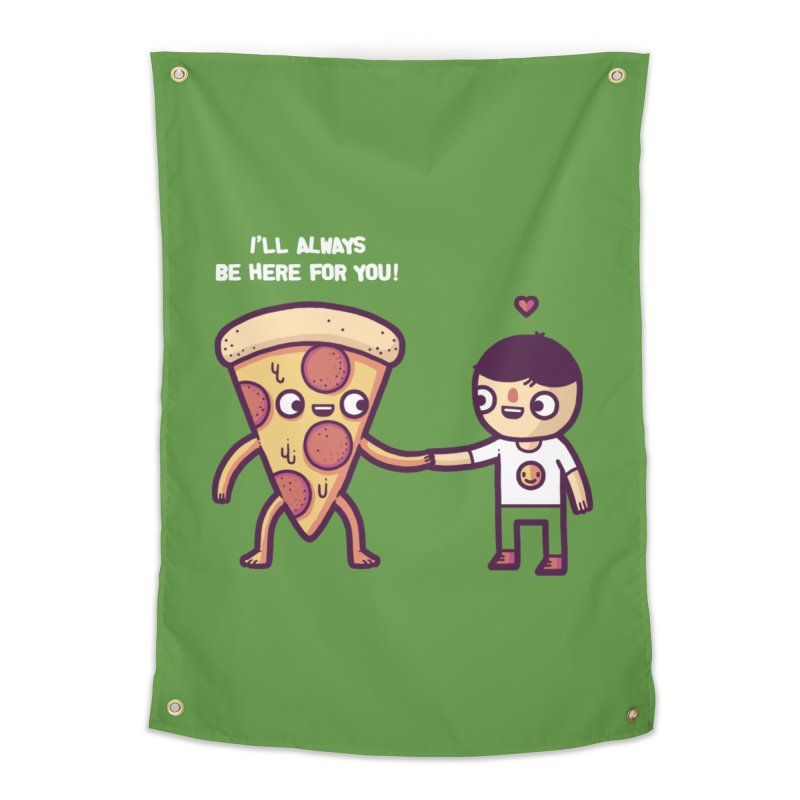 Here for you Home Tapestry by Randyotter