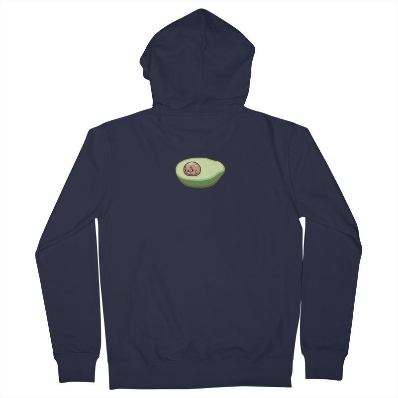 Avocatdo Women's Zip-Up Hoody by Randyotter