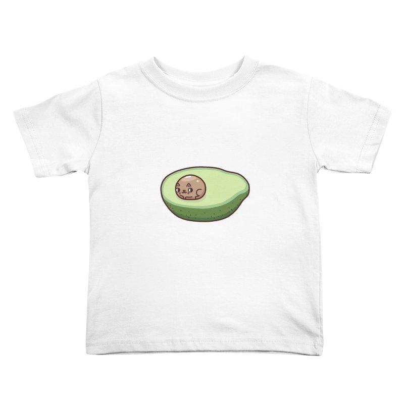 Avocatdo Kids Toddler T-Shirt by Randyotter