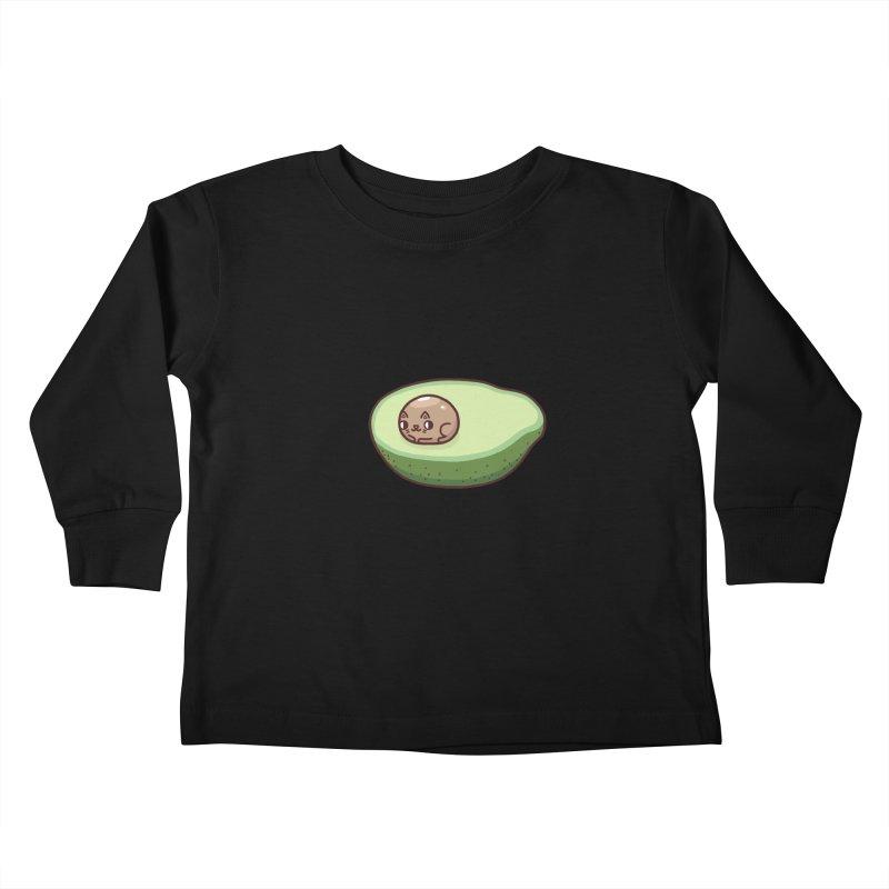 Avocatdo Kids Toddler Longsleeve T-Shirt by Randyotter