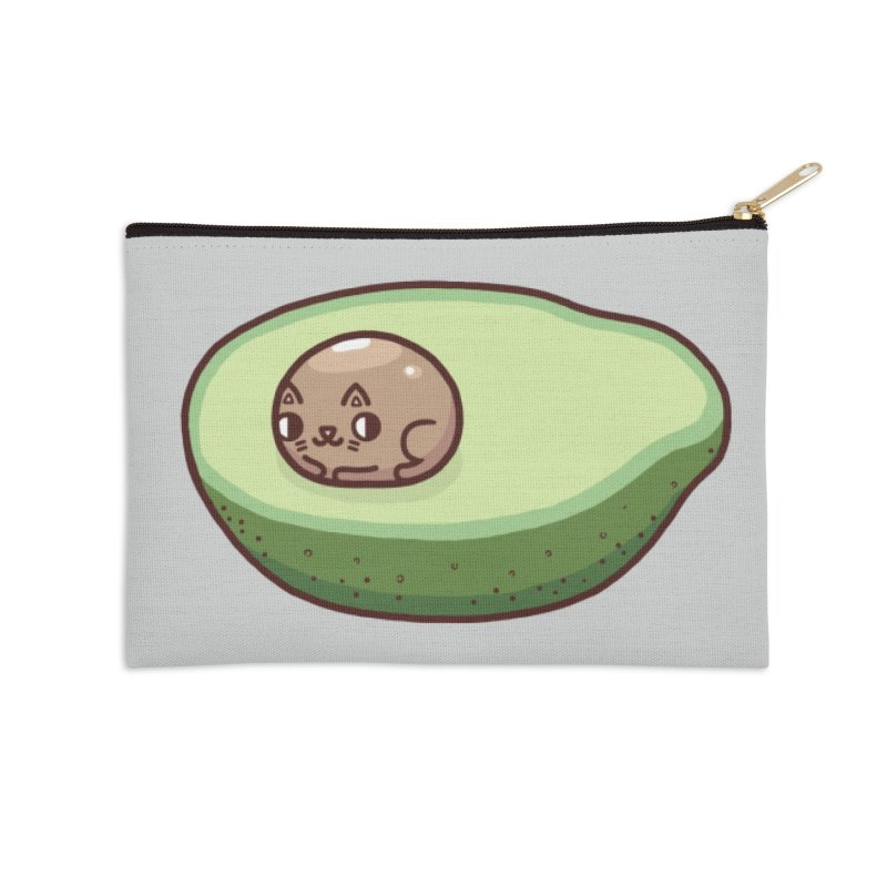 Avocatdo Accessories Zip Pouch by Randyotter