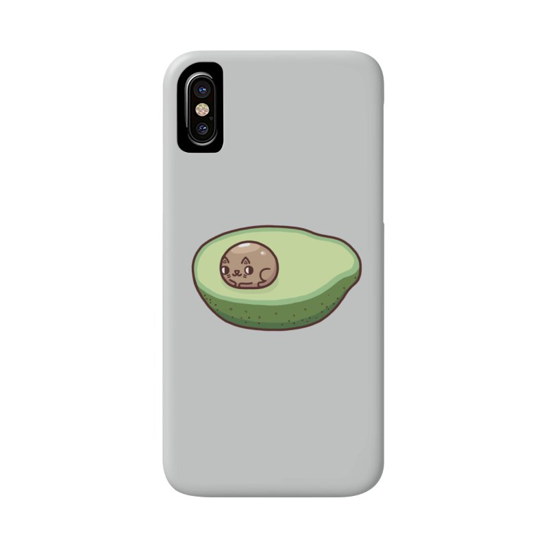Avocatdo Accessories Phone Case by Randyotter