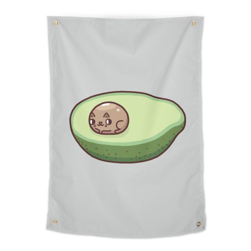 Avocatdo Home Tapestry by Randyotter