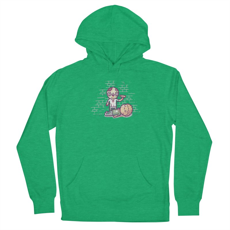 Munchies Men's Pullover Hoody by Randyotter