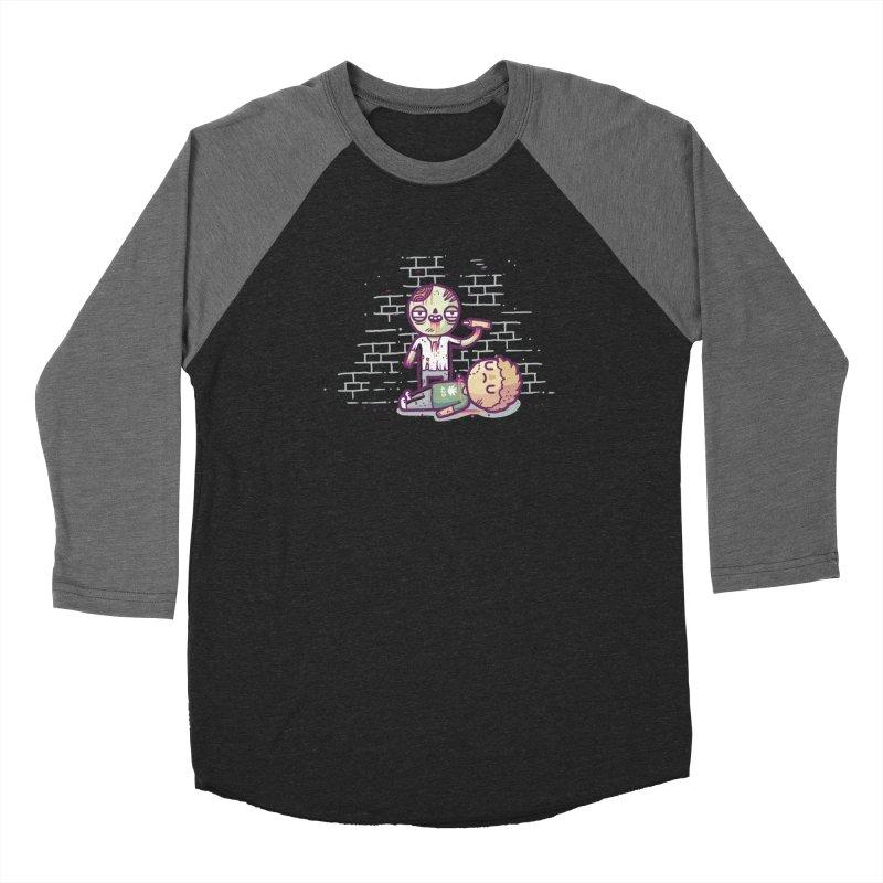 Munchies Women's Baseball Triblend T-Shirt by Randyotter