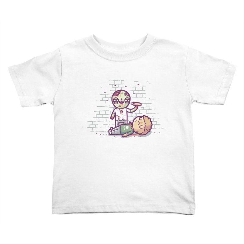 Munchies Kids Toddler T-Shirt by Randyotter