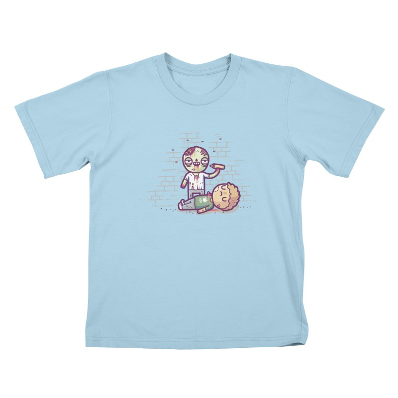 Munchies Kids T-Shirt by Randyotter