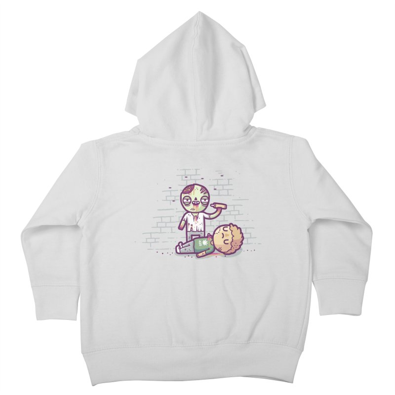 Munchies Kids Toddler Zip-Up Hoody by Randyotter