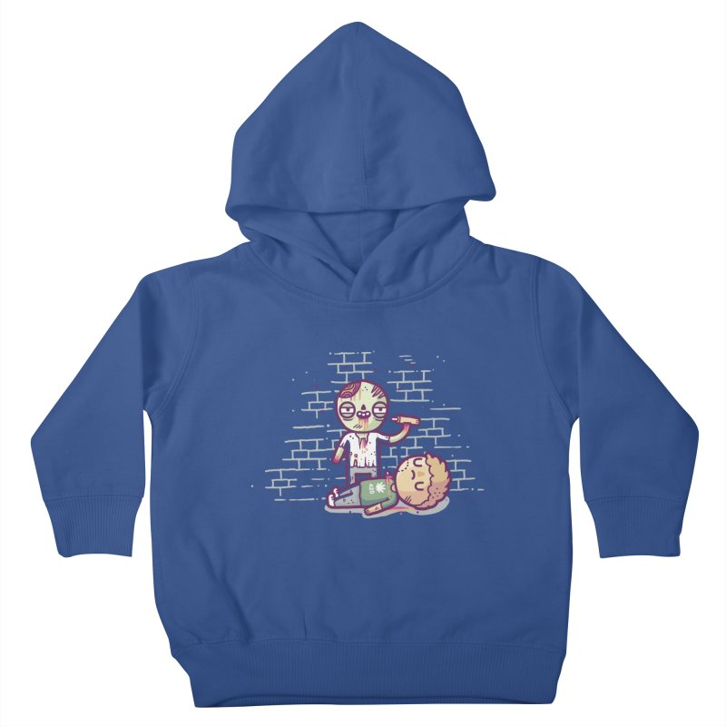 Munchies Kids Toddler Pullover Hoody by Randyotter