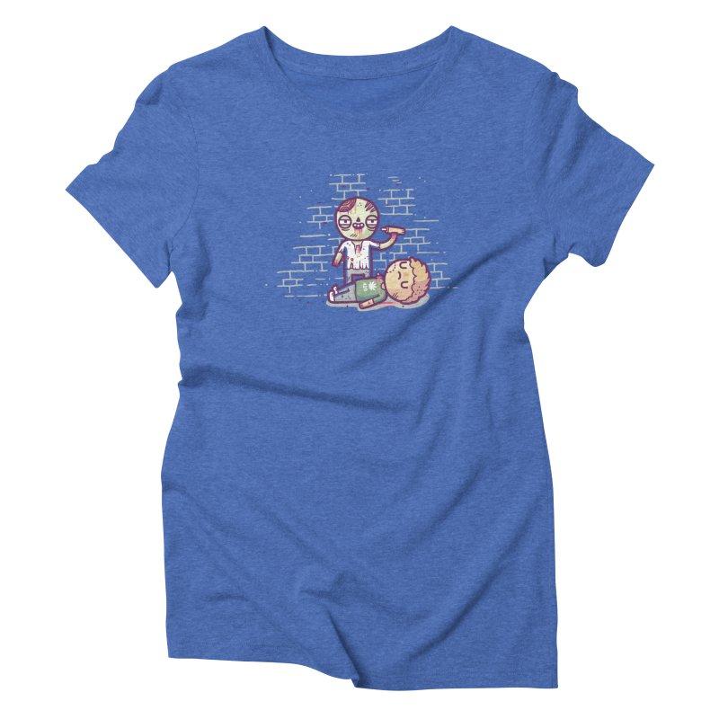 Munchies Women's Triblend T-shirt by Randyotter