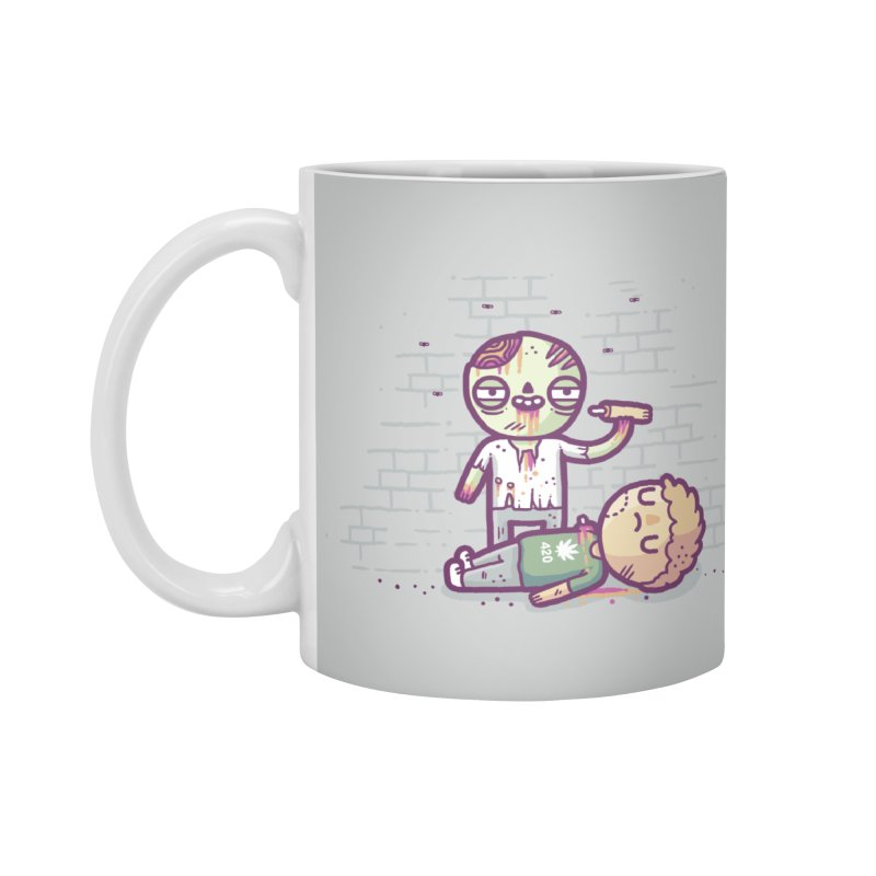 Munchies Accessories Mug by Randyotter