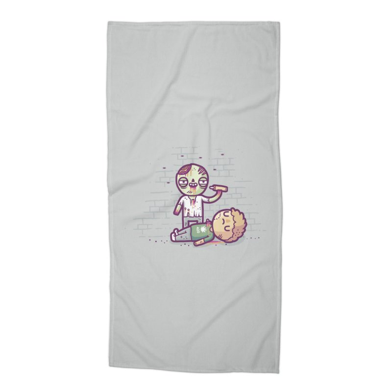 Munchies Accessories Beach Towel by Randyotter