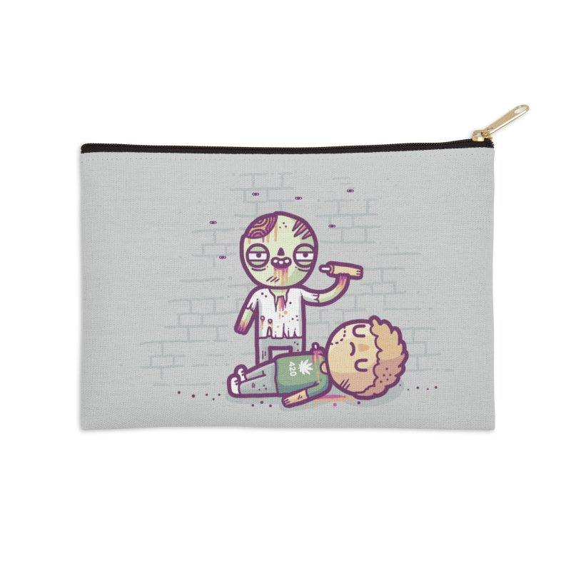 Munchies Accessories Zip Pouch by Randyotter