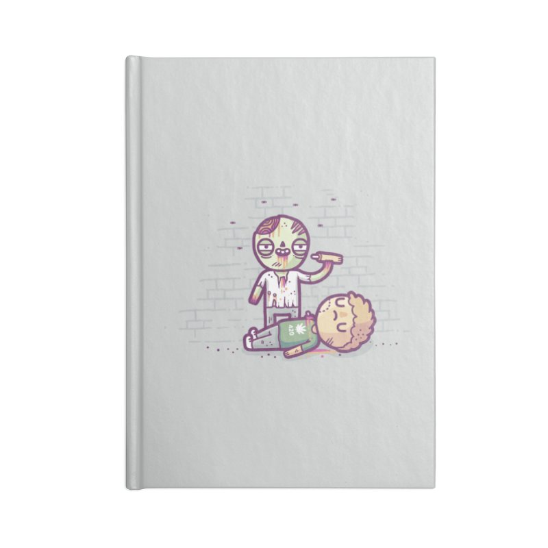 Munchies Accessories Notebook by Randyotter