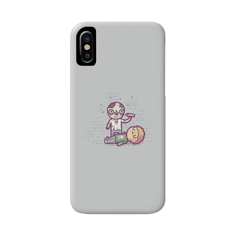 Munchies Accessories Phone Case by Randyotter