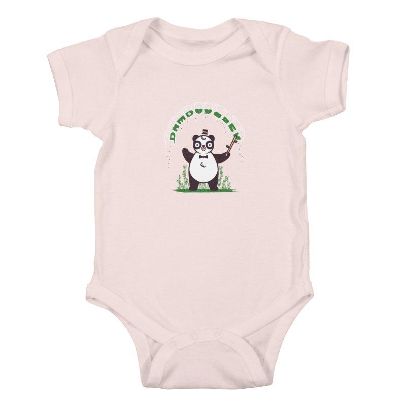 Bamboozled Kids Baby Bodysuit by Randyotter