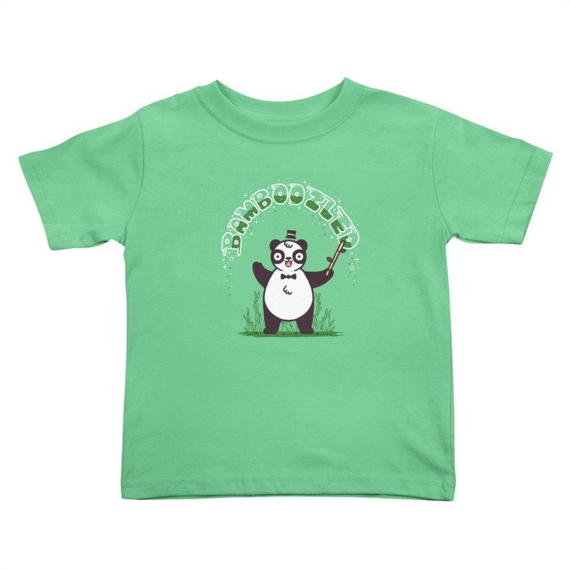 Bamboozled Kids Toddler T-Shirt by Randyotter