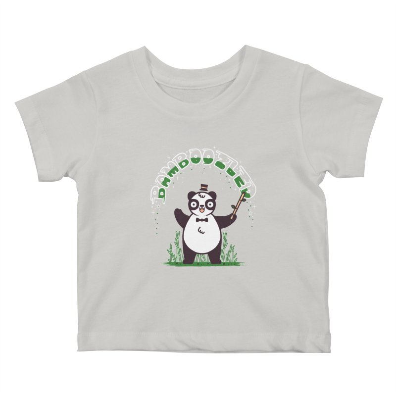 Bamboozled Kids Baby T-Shirt by Randyotter
