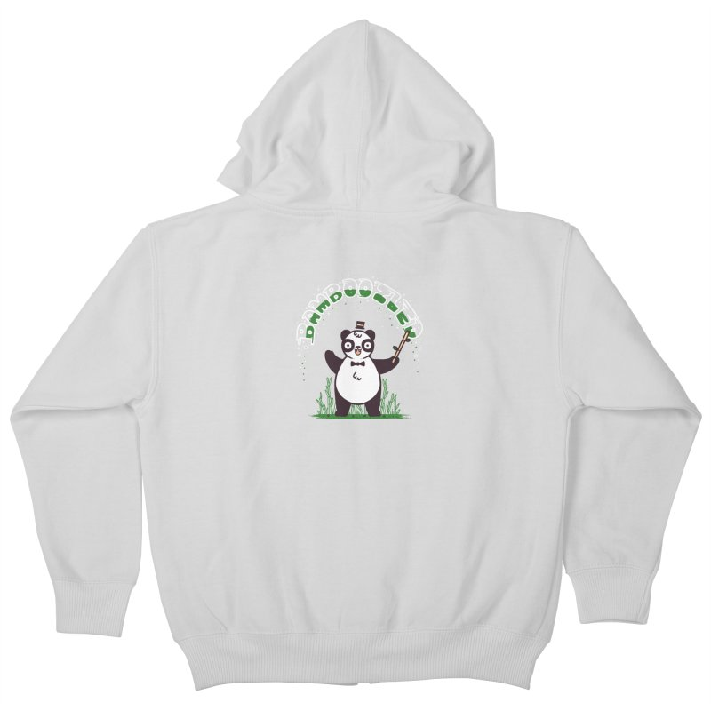 Bamboozled Kids Zip-Up Hoody by Randyotter