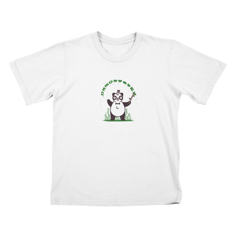 Bamboozled Kids T-Shirt by Randyotter