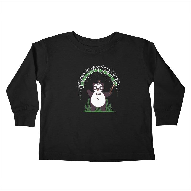 Bamboozled Kids Toddler Longsleeve T-Shirt by Randyotter